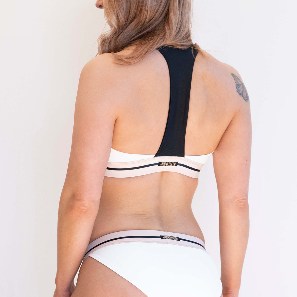 LANA SPORT TOP - WHITE