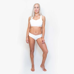 Load image into Gallery viewer, MAYA SPORT TOP - WHITE