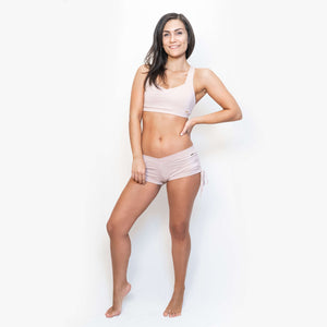 MAYA SPORT TOP - DUSTY PINK