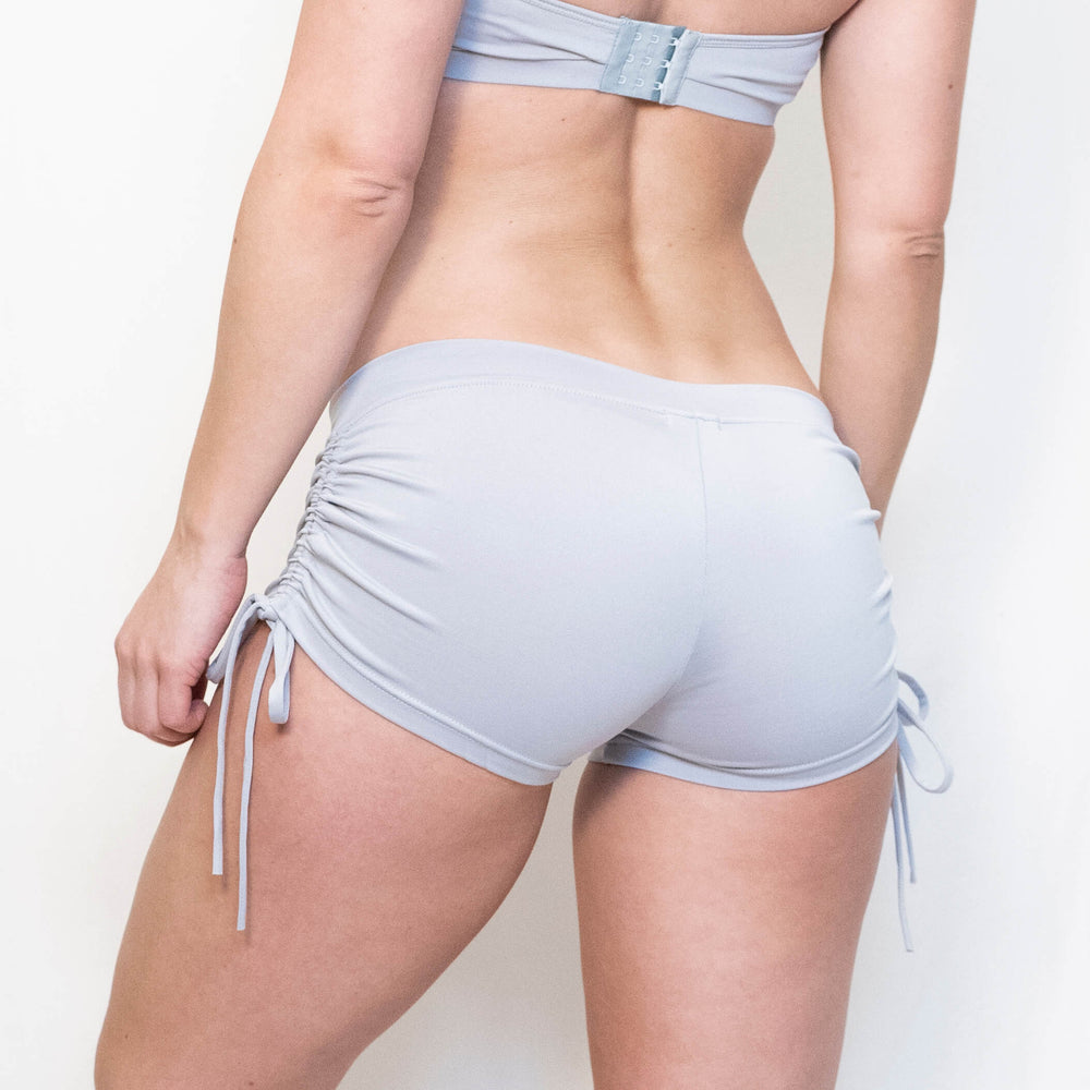 MILA SPORT SHORTS - GREY