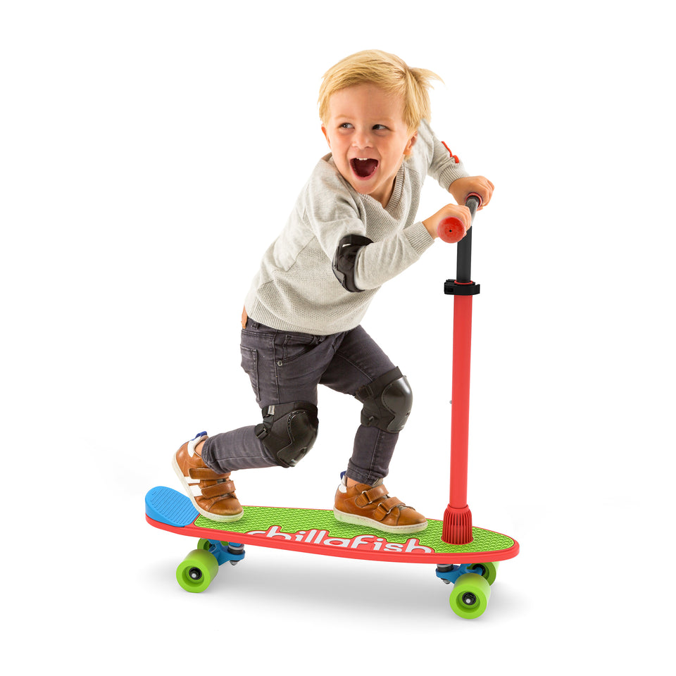 Skatieskootie - skate and scoot in one