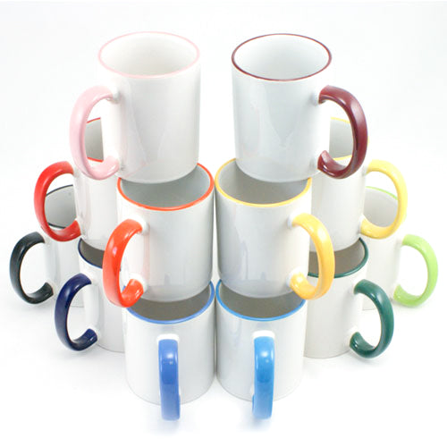 Keramiktasse RIM & HANDLE 330ml