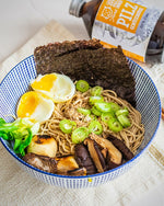 Soba - Nudelsuppe by berlinfoodexplosion