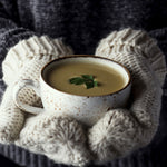 Winterliche Maronen Suppe