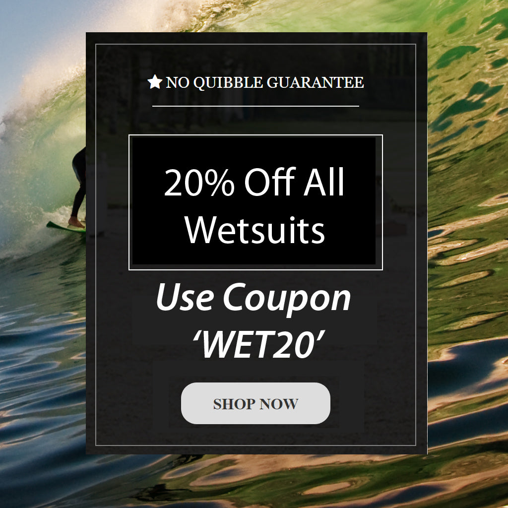 Wet Suit Offer