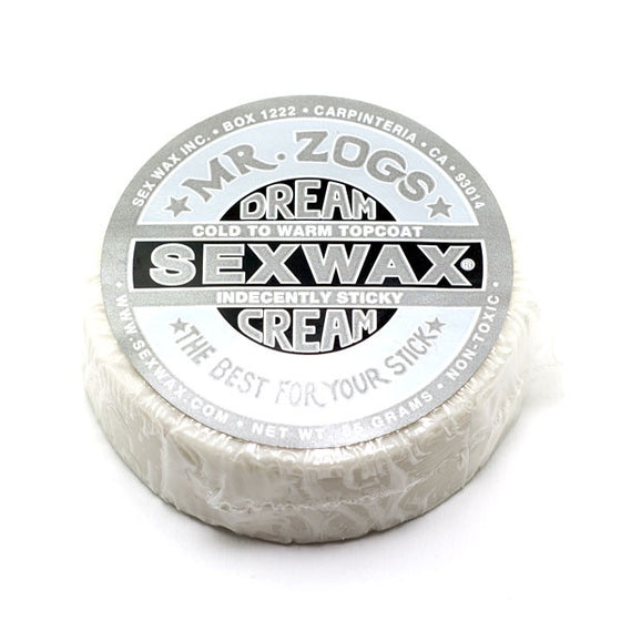 Sex Wax Dream Cream Silver