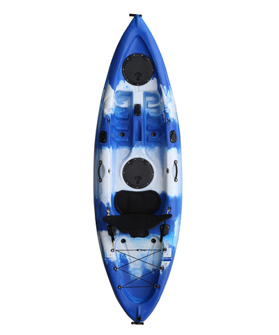 Single Cruiser Kayak : Blue
