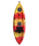 Single Cruiser Kayak : Red / Yellow