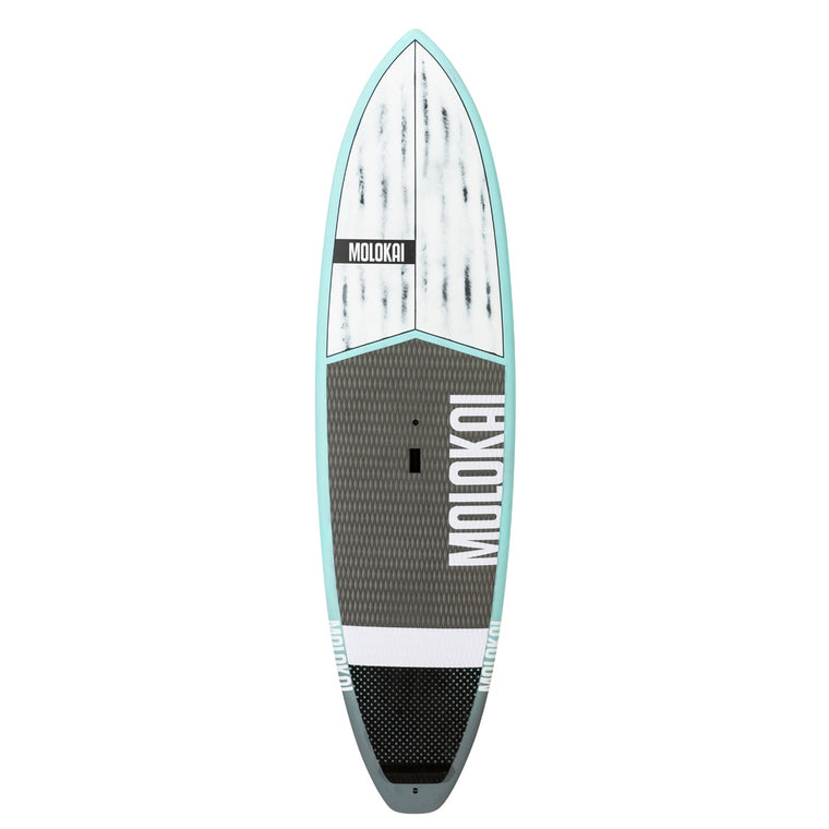 "Double Carbon All Round SUP - 10'4"" Teal"