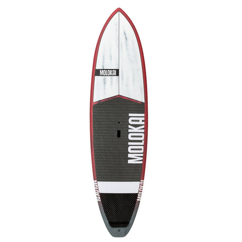Double Carbon All Round SUP : Maroon