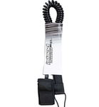 10ft Island Style Coiled SUP Leash