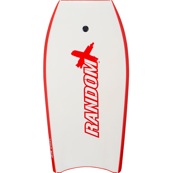 Random X Bodyboard - Red