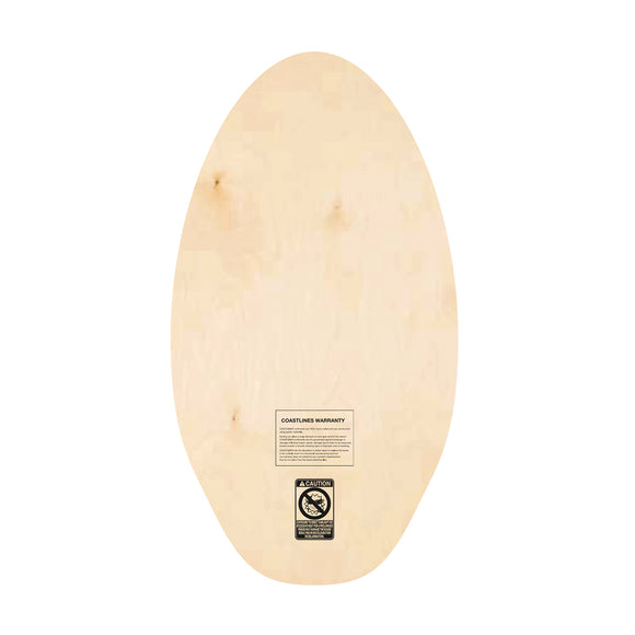 "35"" Random Grip Top Skimboard"