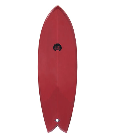 "Hendrix Fish: Dark Blood 5'4"" - 6'6"""