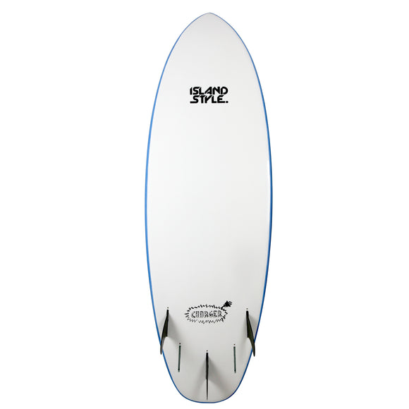 Island Style The Charger Softboard - 5'6""