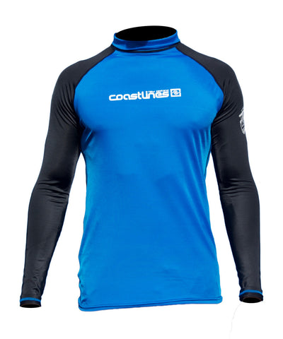 Mens Long Sleeve Rash Top