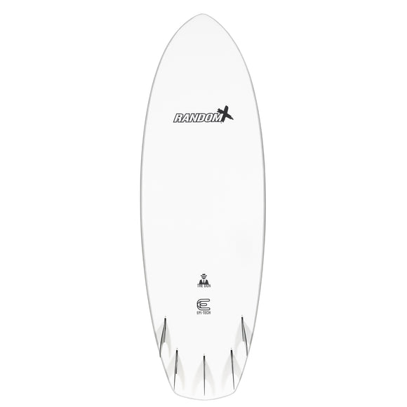 "Random X The Don Performance Softboards 5'6"" - Grey"