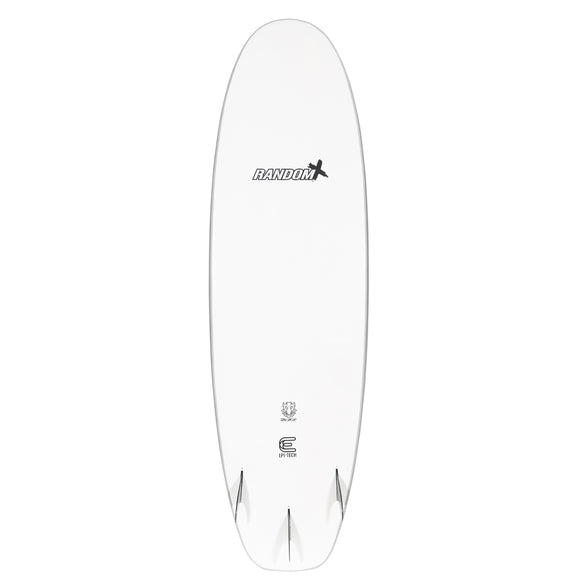 "Random X The Hog Performance Softboards 6'6"" - Grey"