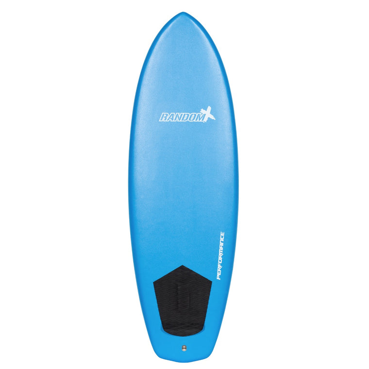 "Random X The Don Performance Softboard 5'6"" : Blue"