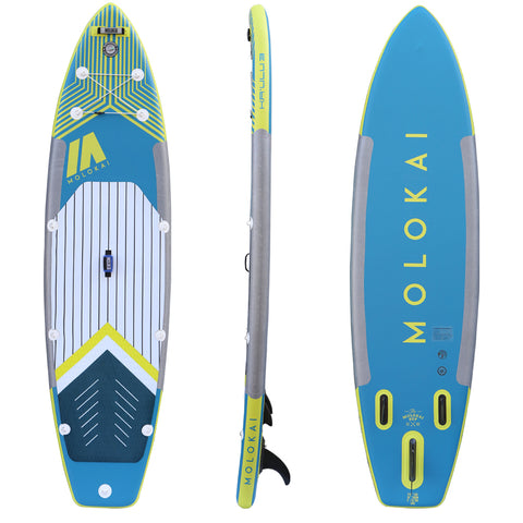 "SUP : All Rounder KA ULU 3 10'0"" - 11'0"""