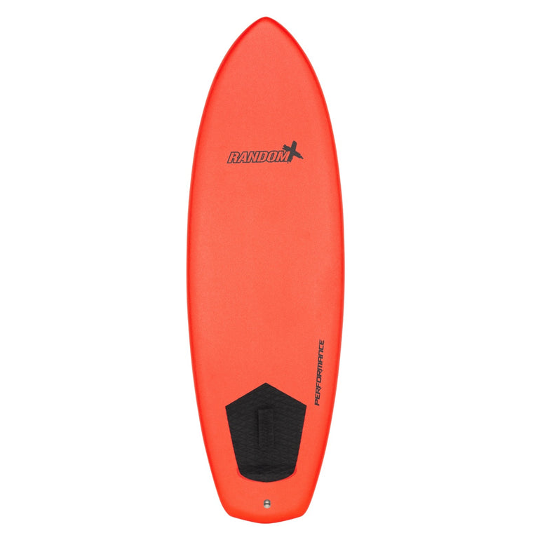 "Random X The Don Performance Softboard 5'6"" - Red"