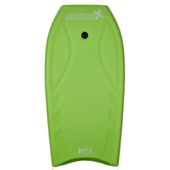 Random X Krypto Bodyboard - Green