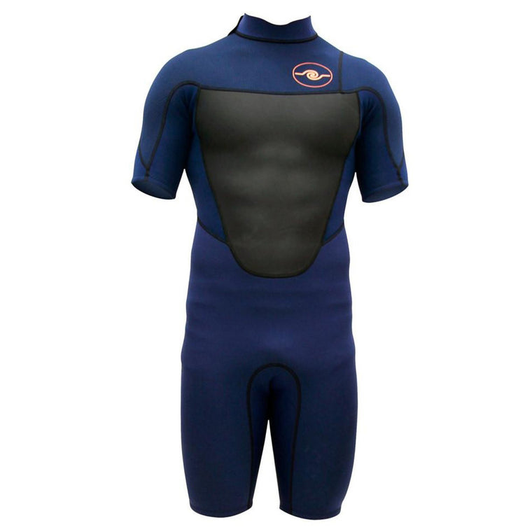 Mens 2/2 Spring Wetsuit - Navy