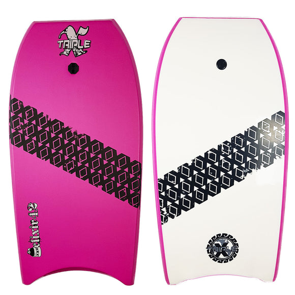 "42"" 'Elixir' Triple X Bodyboard 2 for $60"