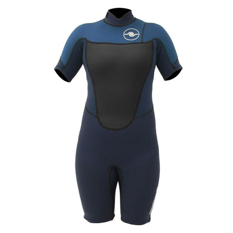 Youth 2/2 Spring Wetsuit : Navy