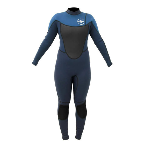 Youth 3/2 Steamer Wetsuit - Navy