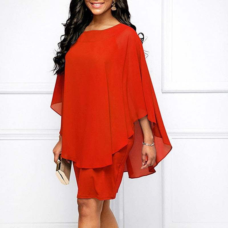 GOTCHA Mini Dress 2019 Summer Style Solid Color O-Neck Casual Loose Plus Size Dresses Vestidos Casual Beach Dress