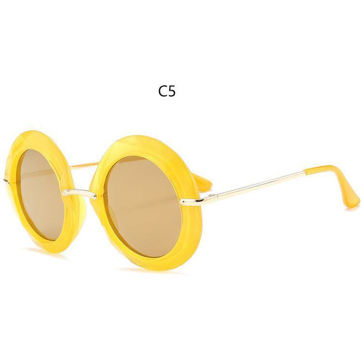 ALEXA - Women's Round Sunglasses Collection '19/20