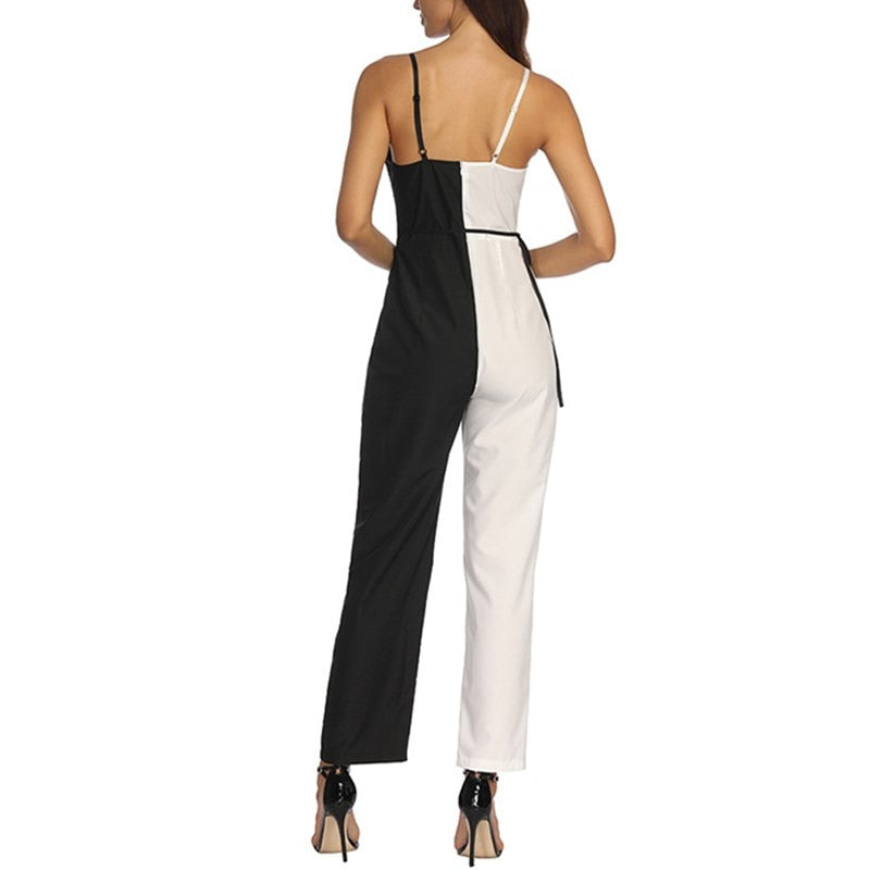 GOTCHA OPAL  Casual Office Ladies Wide Leg Jumpsuit