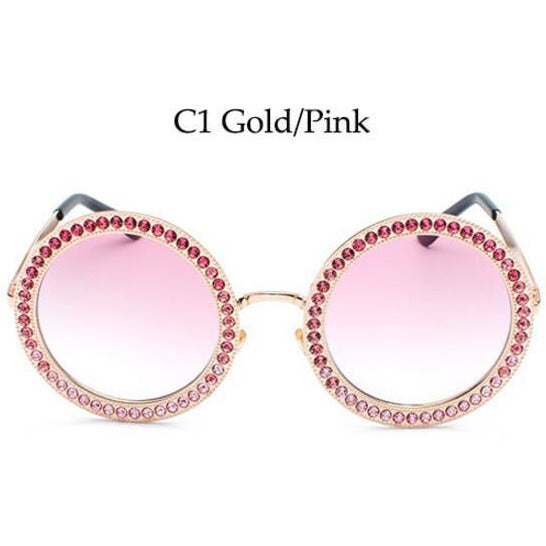 PEARL - Women's Round Sunglasses Collection '19/20