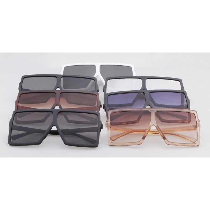 MOLLY - Women's Square Sunglasses Collection '19/20