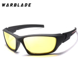 1 WarBLade Retro Polarized Sunglasses Men Women Driving Square Style Sun Glasses Male Goggle Soft Frame UV400 Eyewear Gafas De Sol