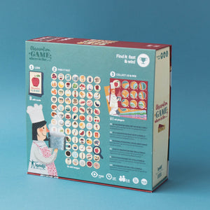Londji WHERE IS THE CHEESE? Board Game | Board Game for Kids, Adults & the Whole Family | Box Back | BeoVERDE.ie