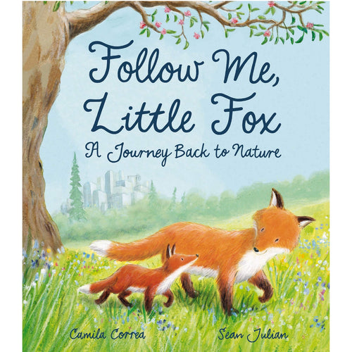 Follow Me, Little Fox | Children's Book on Nature