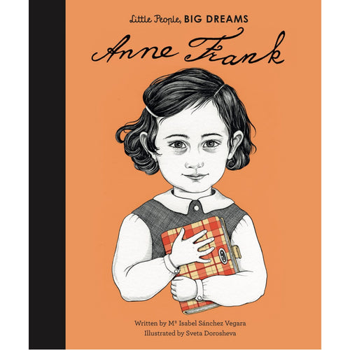 Anne Frank | Little People, BIG DREAMS | Children's Book on Biographies