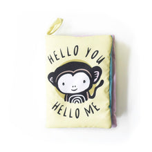 Load image into Gallery viewer, Hello You, Hello Me | Rag Book | Baby's First Book