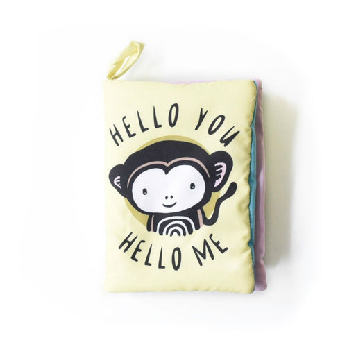 Hello You, Hello Me | Rag Book | Baby's First Book
