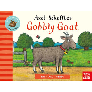Gobbly Goat - Farmyard Friends | Board Book for Babies & Toddlers
