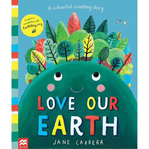 Love Our Earth | Children's Book on Nature & the Environment
