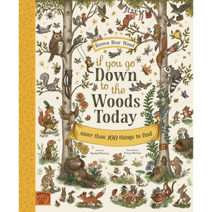 If You Go Down to the Woods Today | Children's Book on Nature