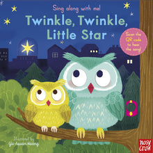 Load image into Gallery viewer, Twinkle Twinkle Little Star - Sing Along With Me! | Board Book