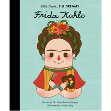 Load image into Gallery viewer, Frida Kahlo | Little People, BIG DREAMS | Children's Book on Biographies