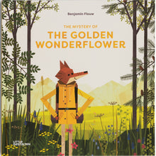 Load image into Gallery viewer, The Mystery of the Golden Wonderflower | Children's Book on Adventures