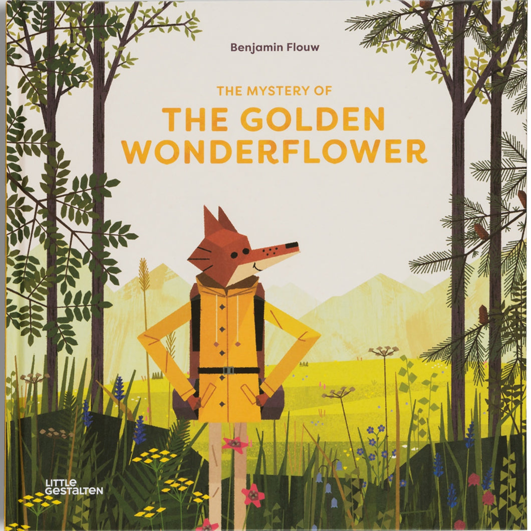 The Mystery of the Golden Wonderflower | Children's Book on Adventures