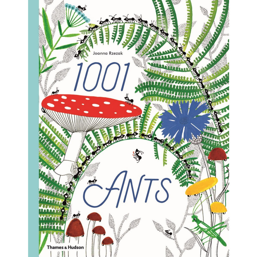 1001 Ants | Children's Picture Book on Ants