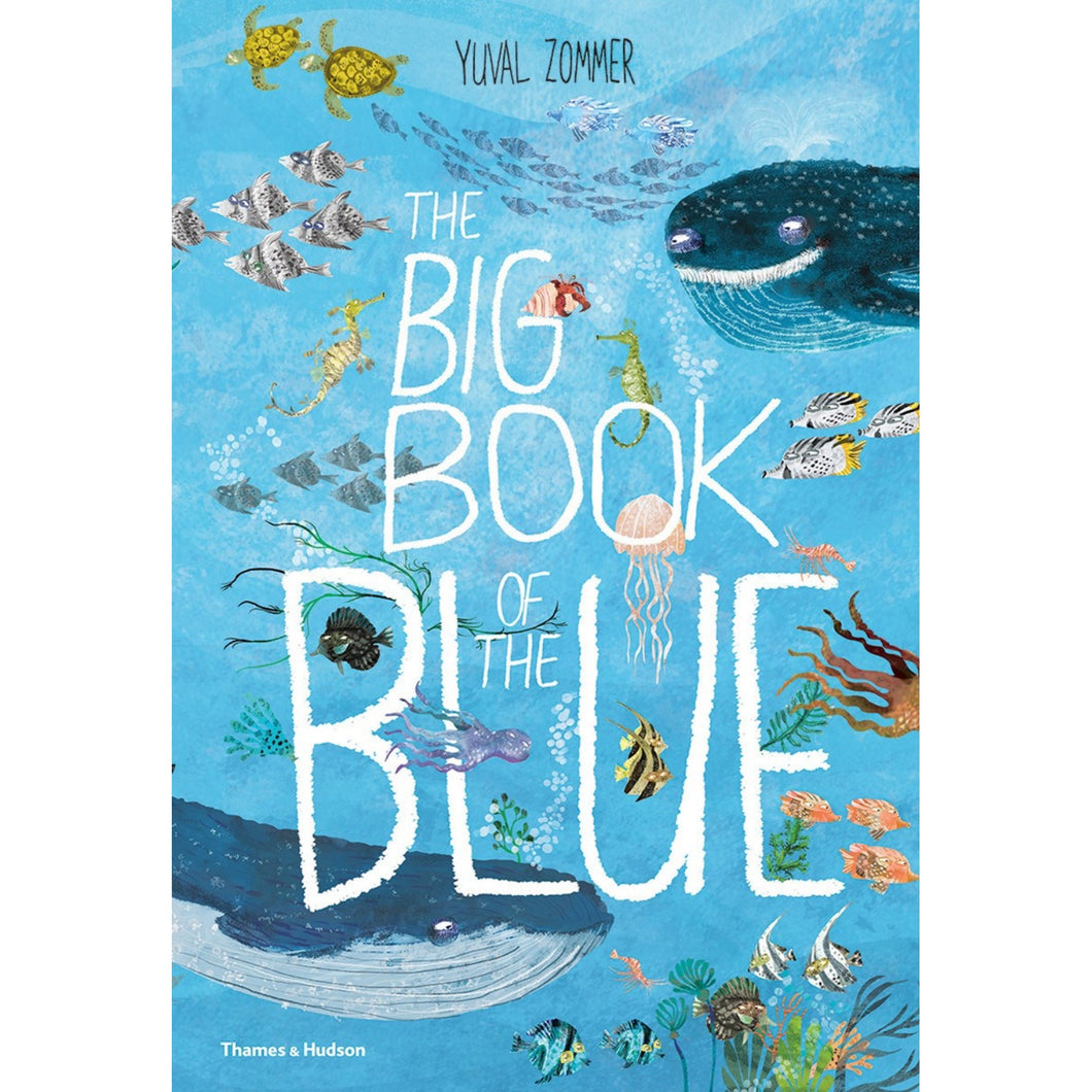 The Big Book of the Blue | Children's Picture Book on Marine Life